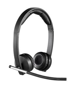 Logitech H820e Dual Wireless Headset